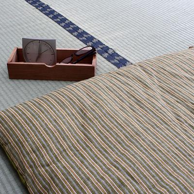 送料無料 敷きパッド ベッドパッド ごろんとするのにピッタリの敷きふとん ごろ寝敷き布団 株式会社高岡