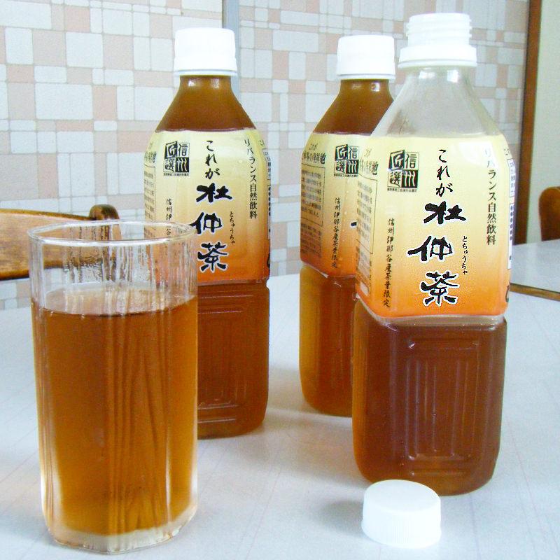 送料無料 産直 新作通販 お取り寄せ これが杜仲茶 500ml×24本 サンメクス 供え 国産 ペットボトル 長野県 ノンカフェイン 健康 トチュウ茶