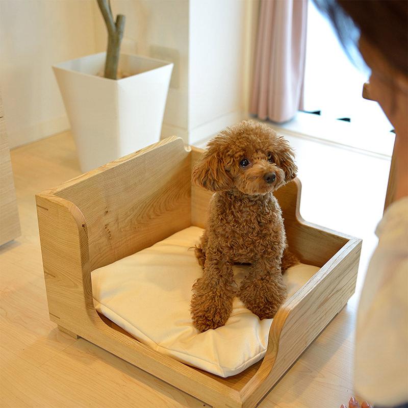 送料無料 栗のすみか ドッグルーム(犬小屋・犬用ベッド)