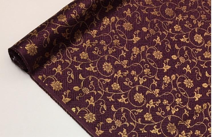 和風衣裳 コスプレ よさこい衣裳 小物 付与 雑貨に 生地 布 古代 日本製帯地 売店 72cm巾
