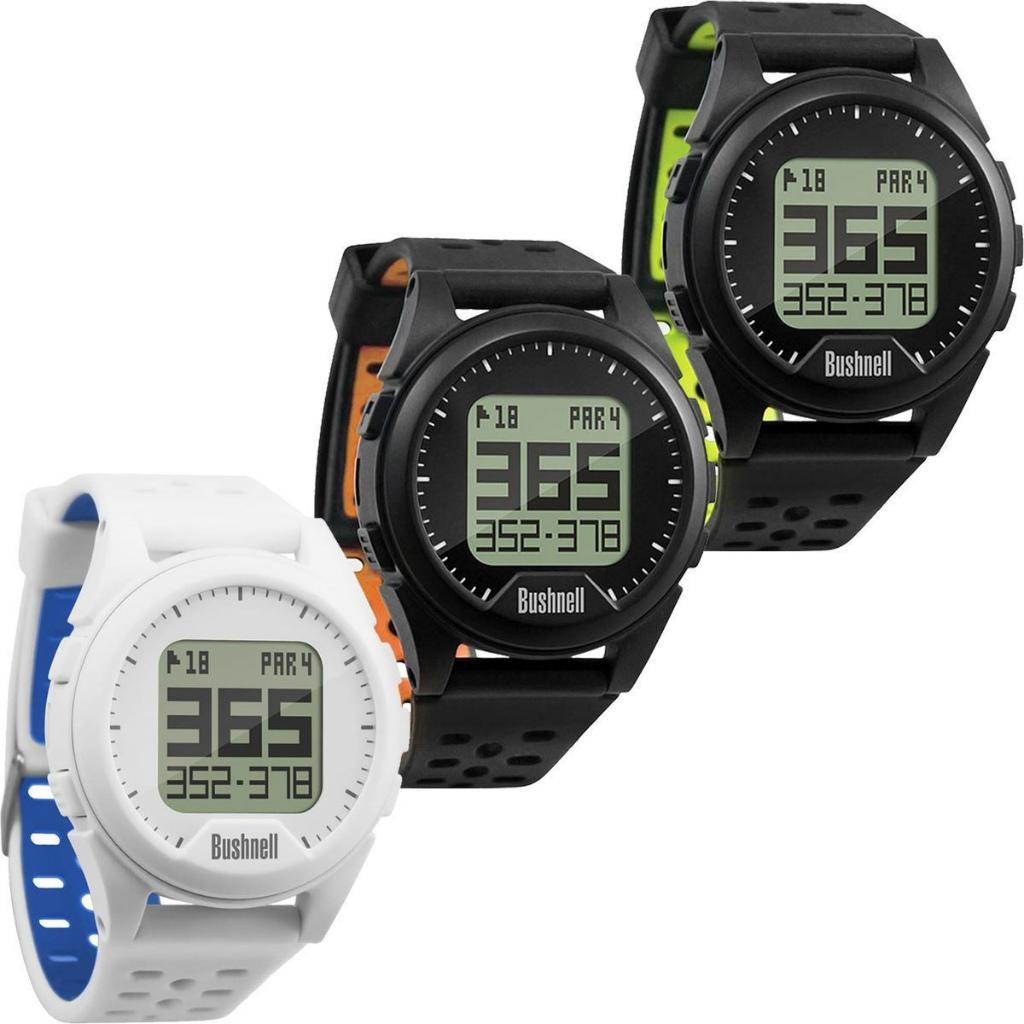 【予約商品】【送料無料】Bushnell Neo iON Golf GPS Watch Rangefinder  レーザー 距離計 距離測定器 GPS #gb02n