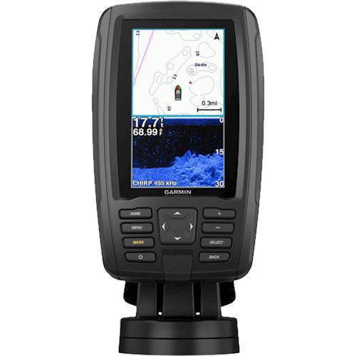 【予約商品】【送料無料】GARMIN ECHOMAP Plus 43cv With CV20-TM Transducer 振動子有り