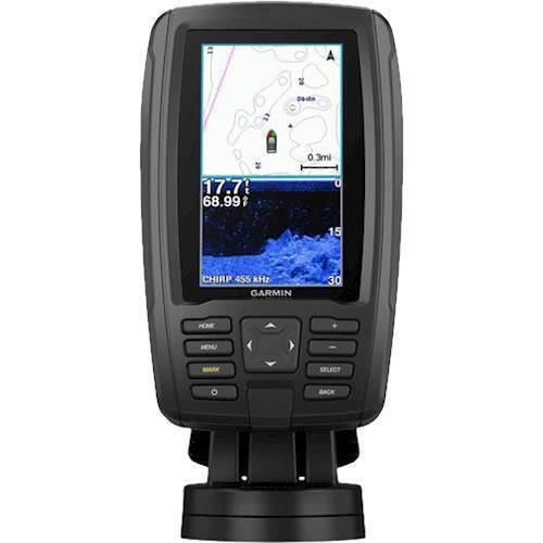 【予約商品】【送料無料】GARMIN ECHOMAP Plus 45cv With CV20-TM Transducer 振動子有り