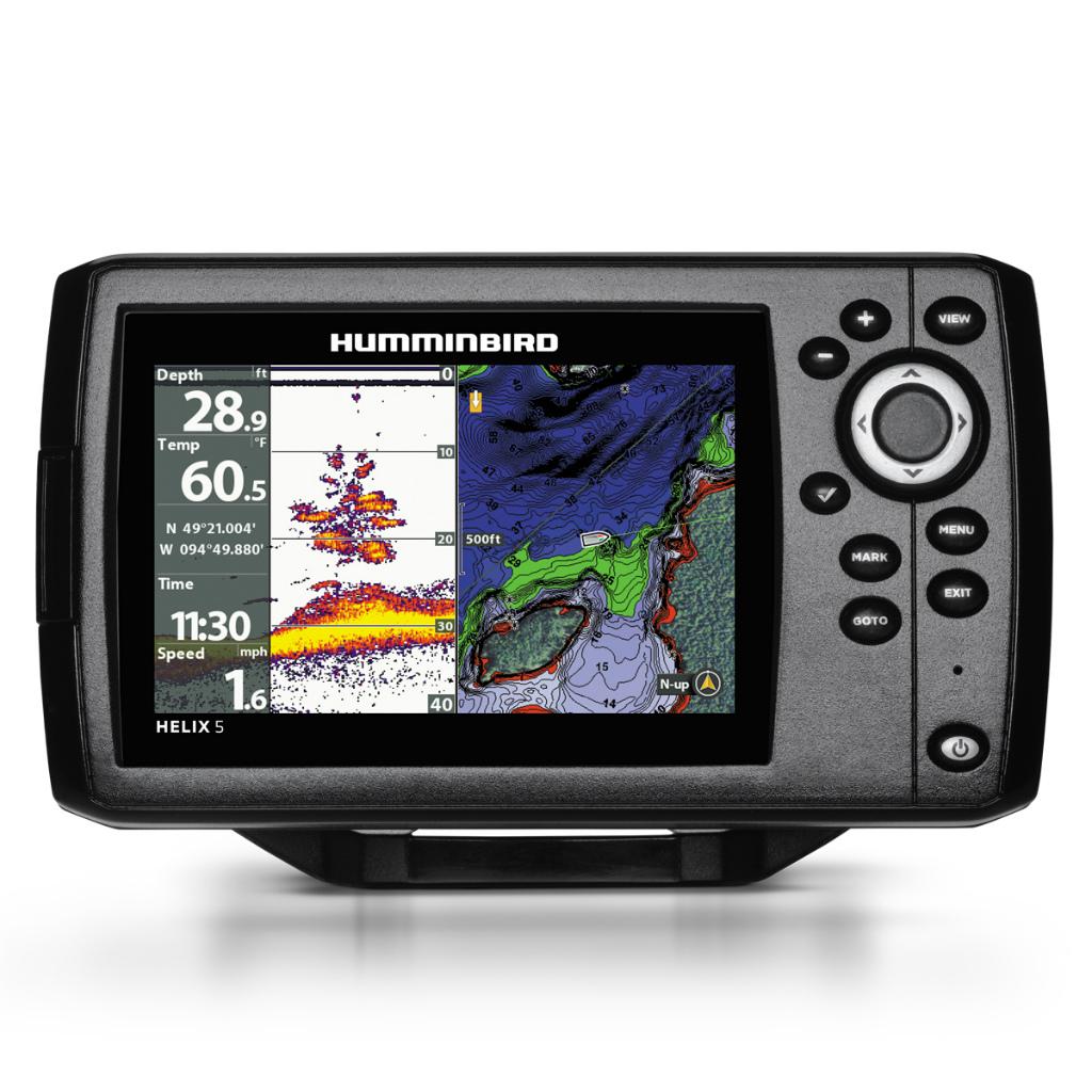 【エントリーで全品ポイント10倍!】【納期注意!】HUMMINBIRD ハミンバード HELIX 5 CHIRP GPS G2 送料無料メーカー取寄せ。納期約1か月程度