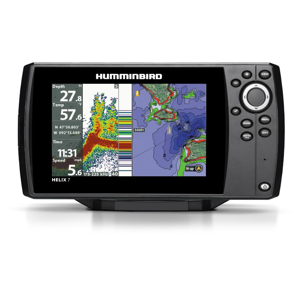 【エントリーで全品ポイント5倍!】【納期注意!】HUMMINBIRD ハミンバード HELIX 7 CHIRP GPS G2 送料無料メーカー取寄せ。納期約1か月程度