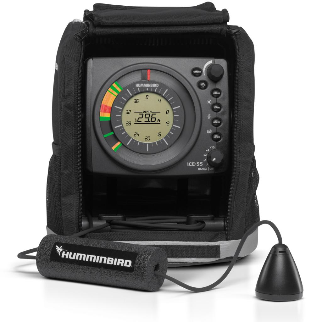 【エントリーで全品ポイント10倍!】【納期注意!】HUMMINBIRD ハミンバード ICE 55 Flasher 送料無料メーカー取寄せ。納期約1か月程度