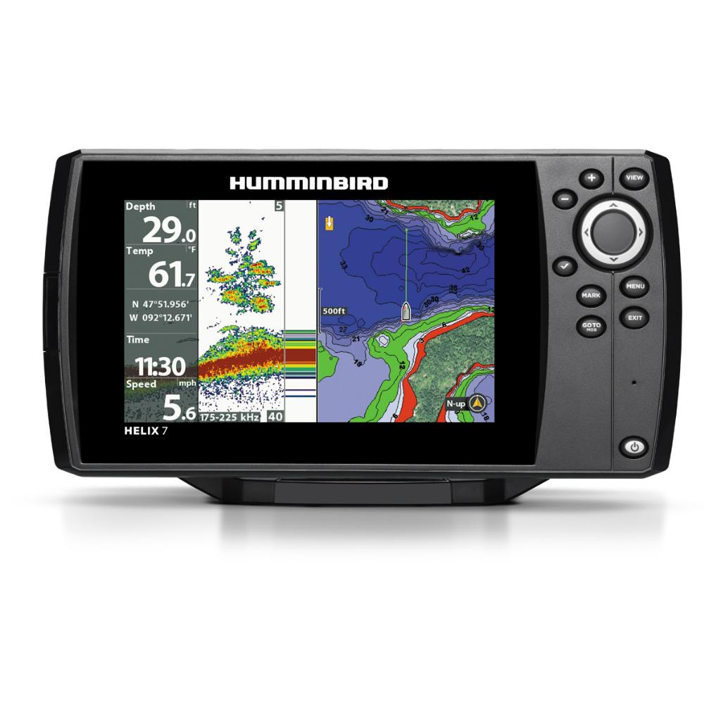 【納期注意!】HUMMINBIRD ハミンバード HELIX 7 CHIRP GPS G2N 送料無料メーカー取寄せ。納期約2か月程度