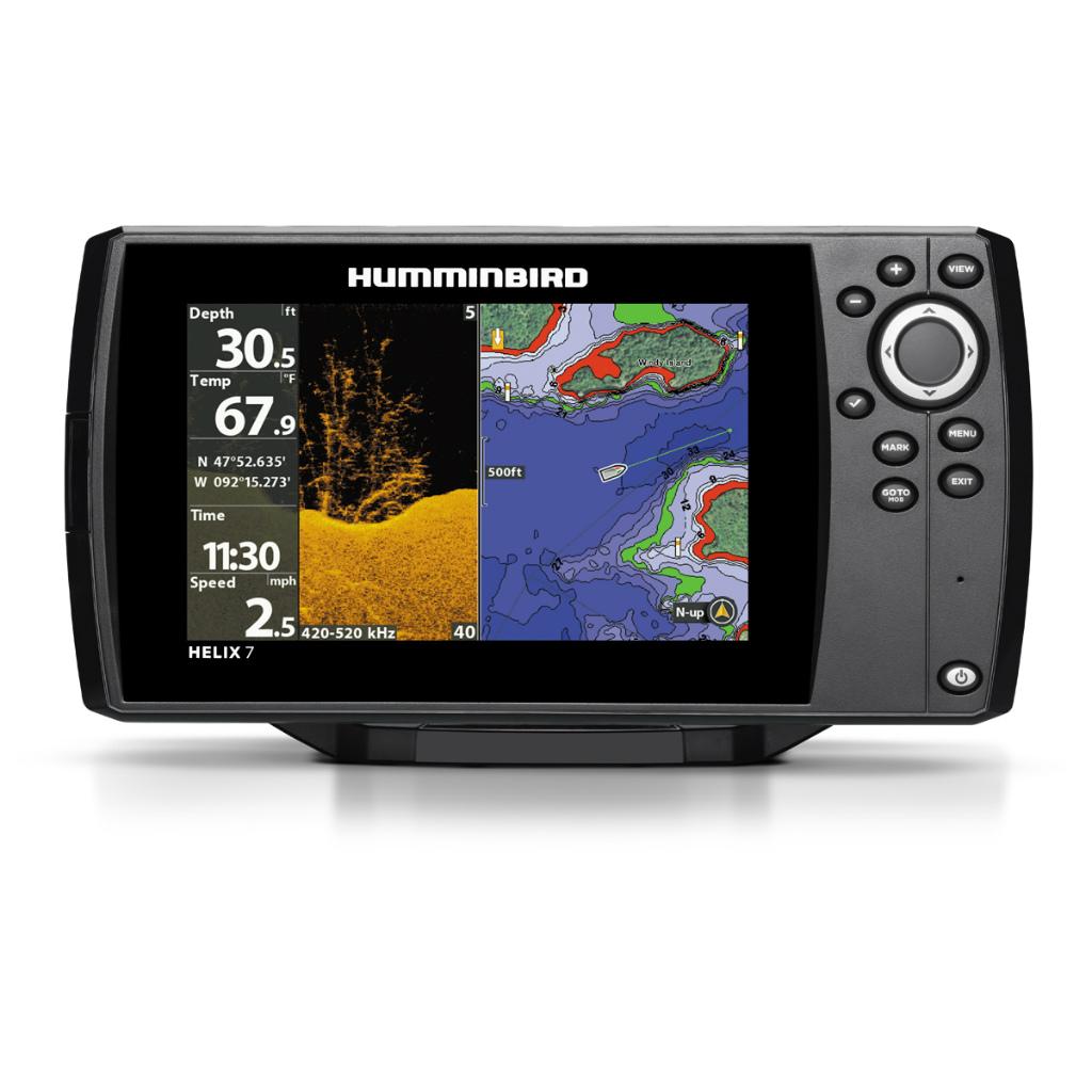 【予約商品】【送料無料】HUMMINBIRD ハミンバード HELIX 7 CHIRP DI GPS G2N