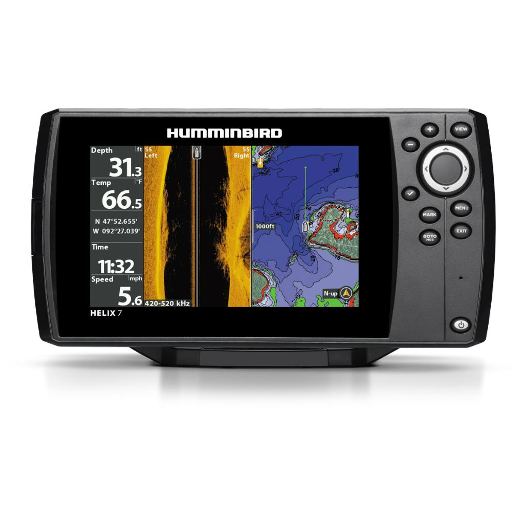 【予約商品】【送料無料】HUMMINBIRD ハミンバード HELIX 7 CHIRP SI GPS G2N