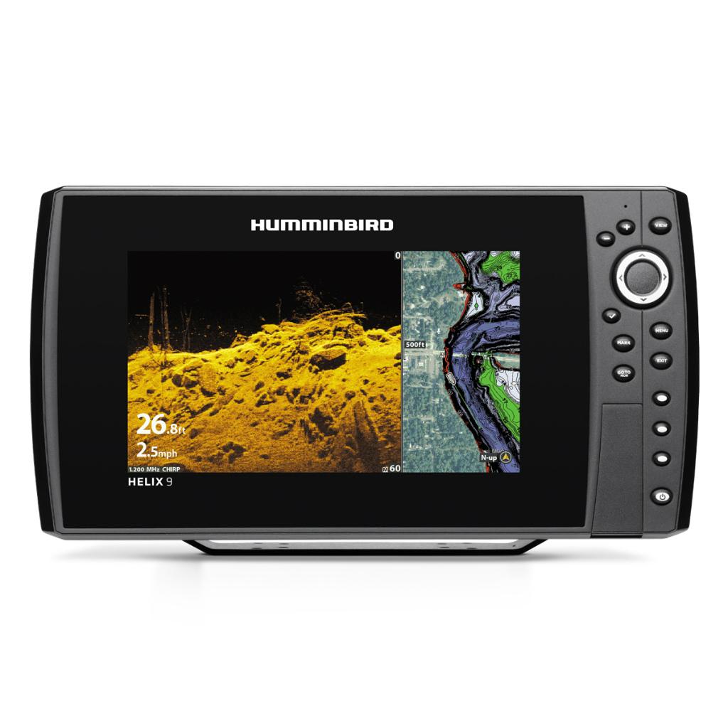 HUMMINBIRD ハミンバード HELIX 9 CHIRP MEGA DI GPS G2N 送料無料メーカー取寄せ。納期約1か月程度