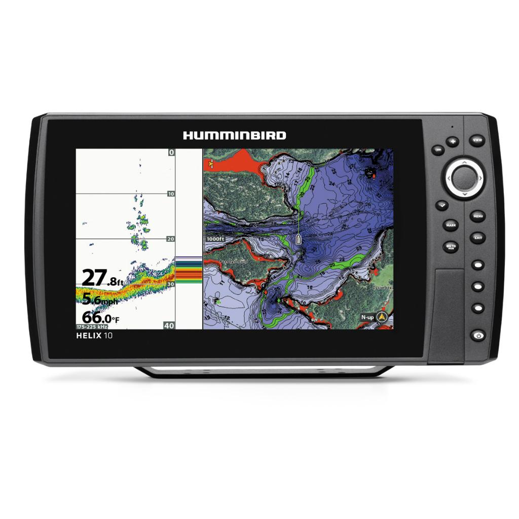 【予約商品】【送料無料】HUMMINBIRD ハミンバード HELIX 10 CHIRP GPS G2N