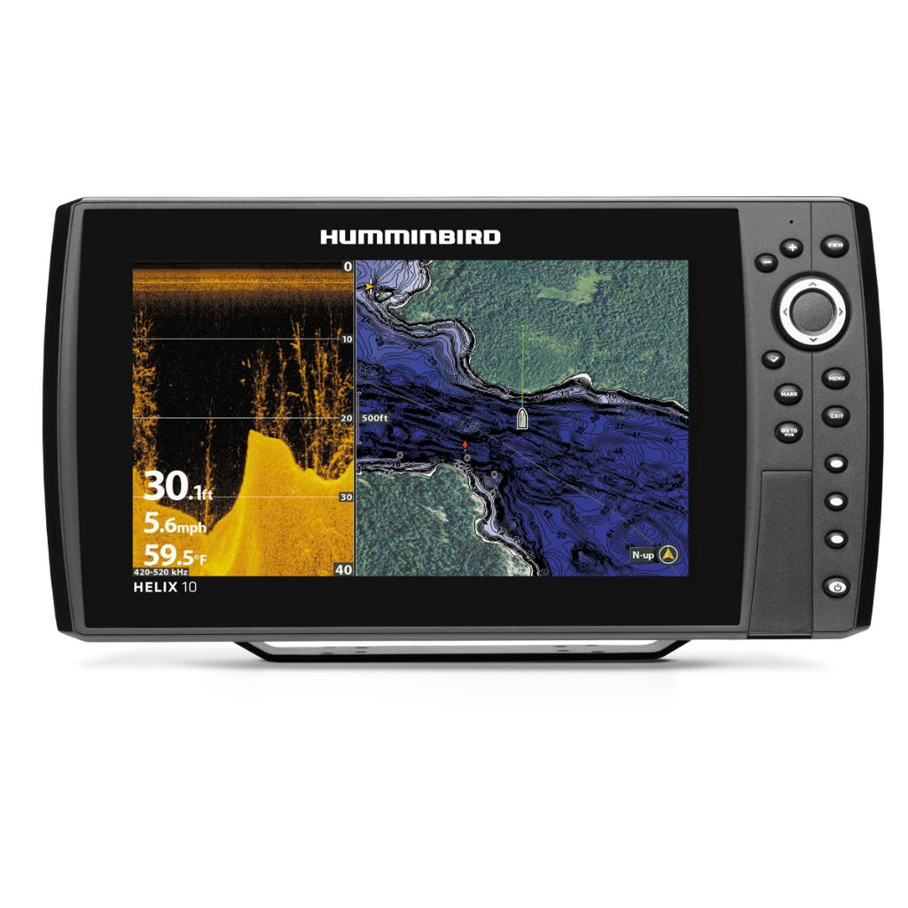 【エントリーで全品ポイント10倍!】【納期注意!】HUMMINBIRD ハミンバード HELIX 10 CHIRP DI GPS G2N 送料無料メーカー取寄せ。納期約1か月程度