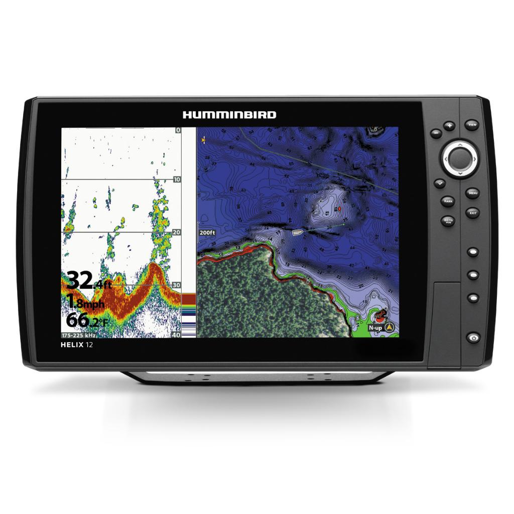 【納期注意!】HUMMINBIRD ハミンバード HELIX 12 CHIRP GPS G2N 送料無料メーカー取寄せ。納期約1か月程度