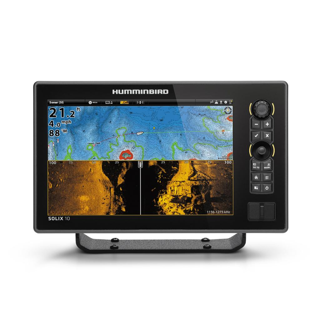 HUMMINBIRD ハミンバード SOLIX 10 CHIRP MEGA SI GPS 送料無料メーカー取寄せ。納期約1か月程度