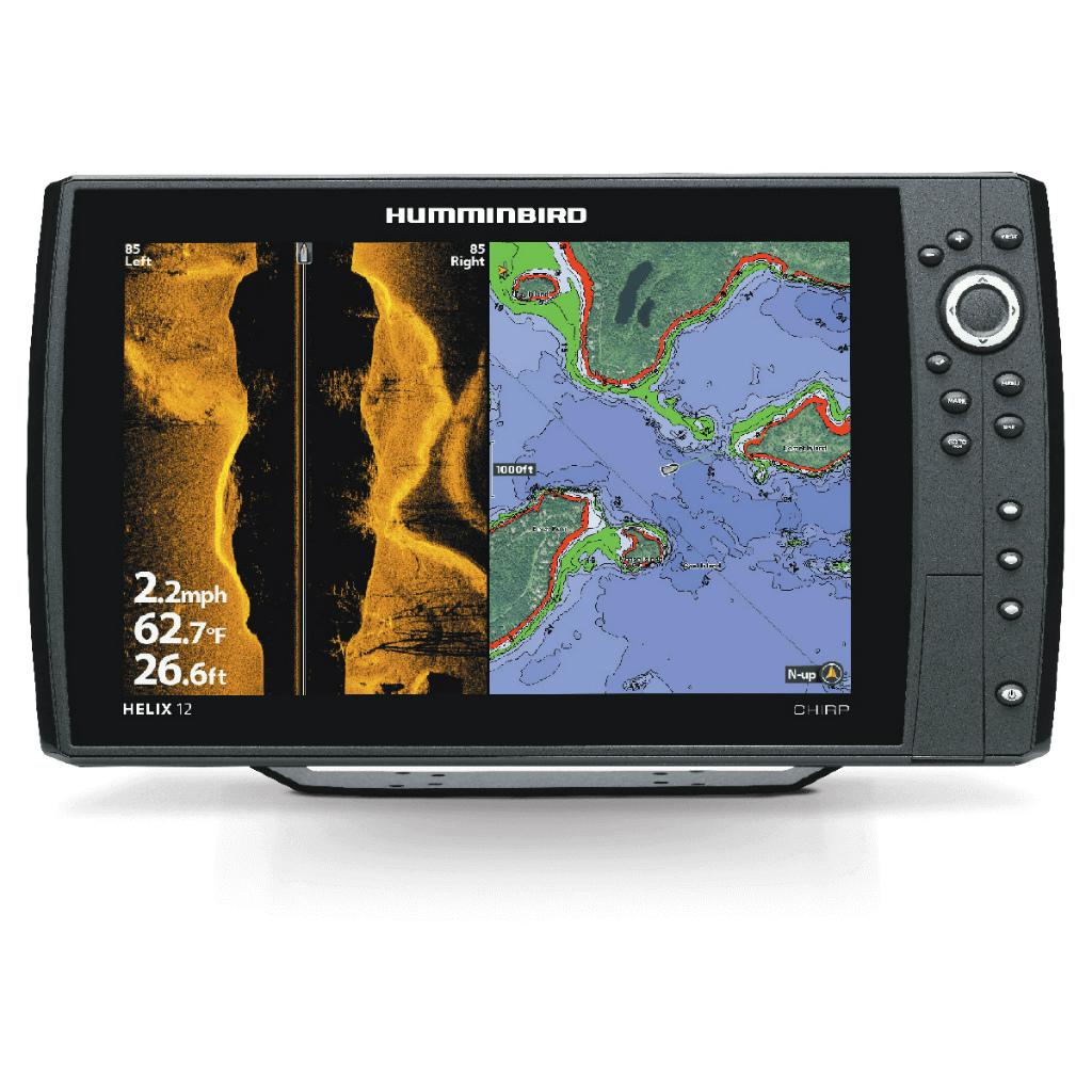【予約商品】【送料無料】HUMMINBIRD ハミンバード HELIX 12 CHIRP SI GPS