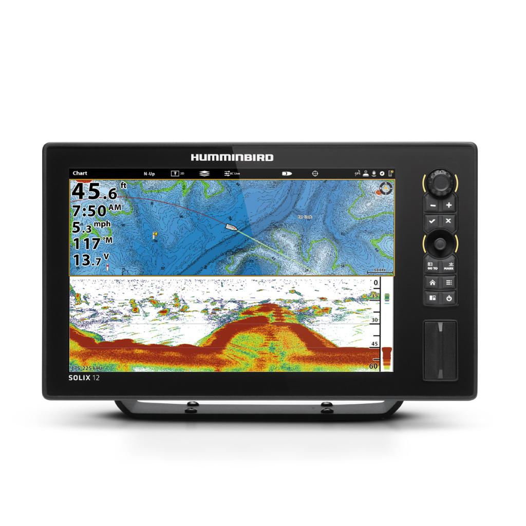 【エントリーで全品ポイント10倍!】【納期注意!】HUMMINBIRD ハミンバード SOLIX 12 CHIRP GPS 送料無料メーカー取寄せ。納期約1か月程度