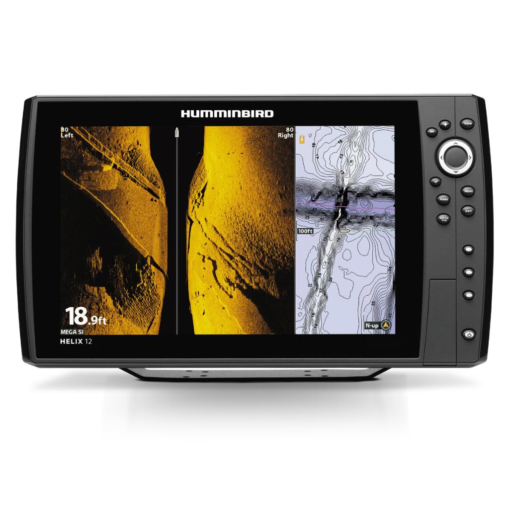 【エントリーで全品ポイント10倍!】【納期注意!】HUMMINBIRD ハミンバード HELIX 12 CHIRP MEGA SI GPS G2N 送料無料メーカー取寄せ。納期約1か月程度