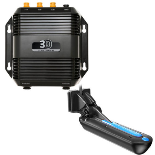 LOWRANCE ローランス 振動子 StructureScan 3D Transducer and Module 送料無料
