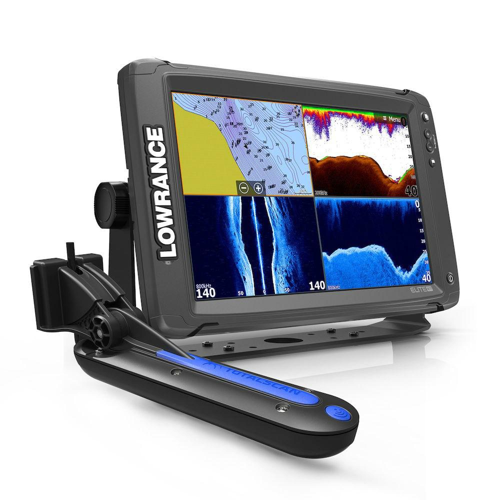 【エントリーで全品ポイント10倍!】【納期注意!】LOWRANCE ローランス Elite 12Ti エリート CHIRP TotalScan Transducer振動子付き and C-Map Insight Pro 送料無料メーカー取寄せ。納期約1か月程度