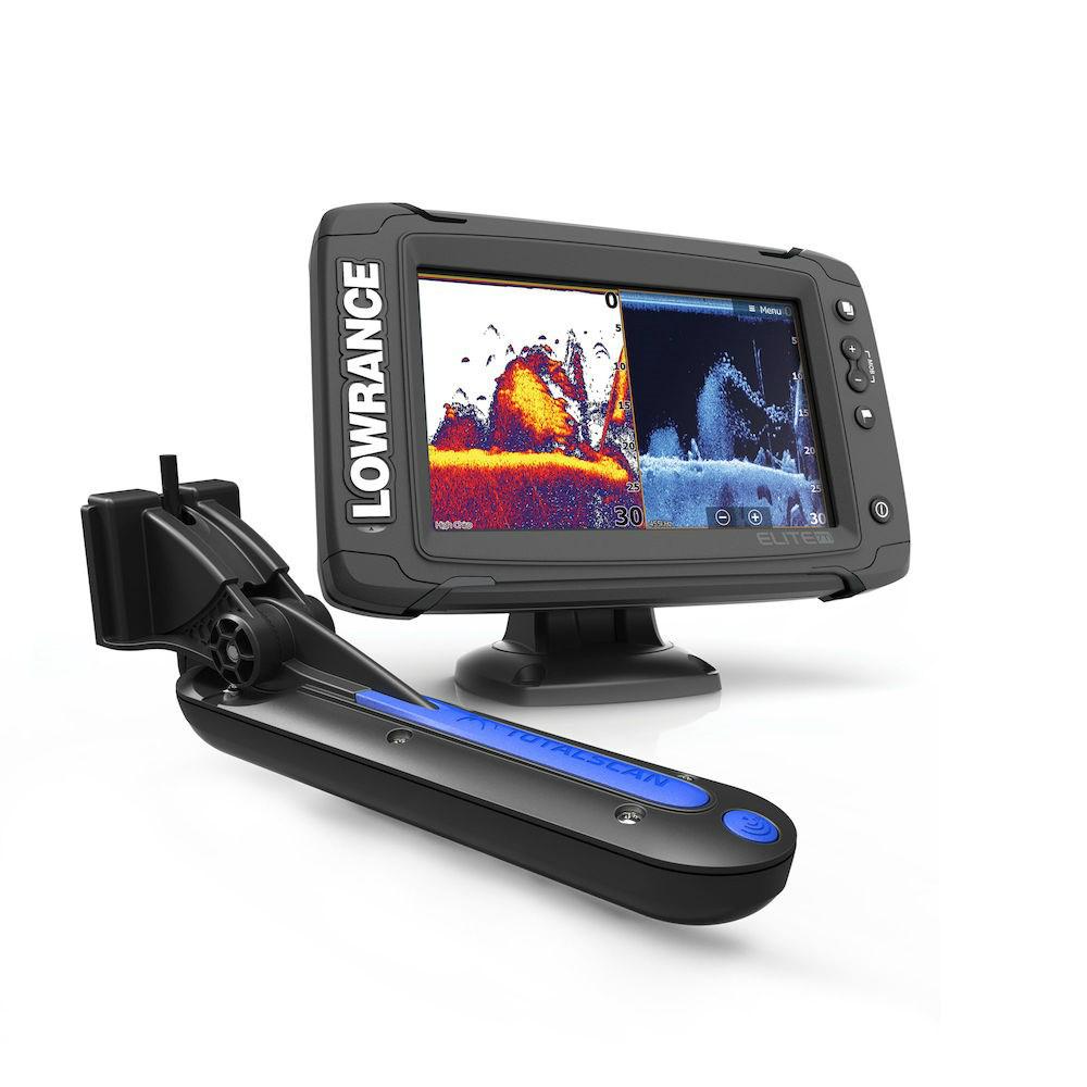 【エントリーで全品ポイント10倍!】【納期注意!】LOWRANCE ローランス Elite 7 Ti エリート CHIRP  TotalScan振動子付 送料無料メーカー取寄せ。納期約1か月程度