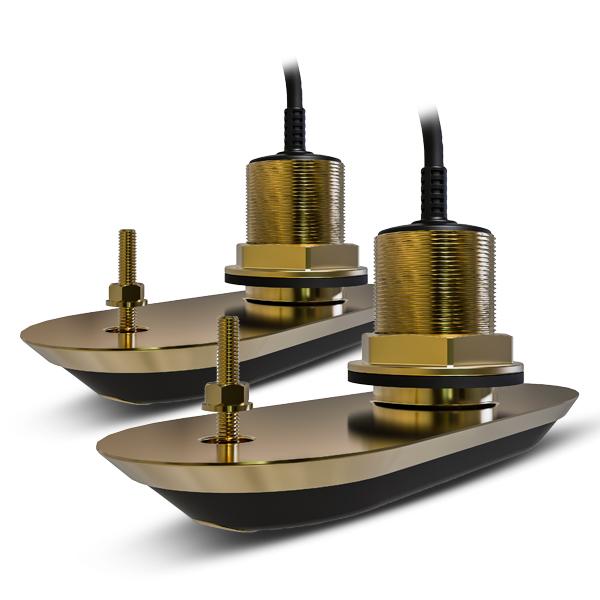 【納期注意!】Raymarine レイマリン 振動子 RV-212 Bronze Through Hull Transducer Pack スルハルマウント 送料無料メーカー取寄せ。納期約2か月程度