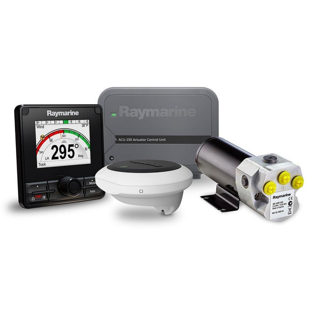【納期注意!】Raymarine レイマリン  NEW EV-150 Hydraulic オートパイロット 送料無料メーカー取寄せ。納期約1か月程度