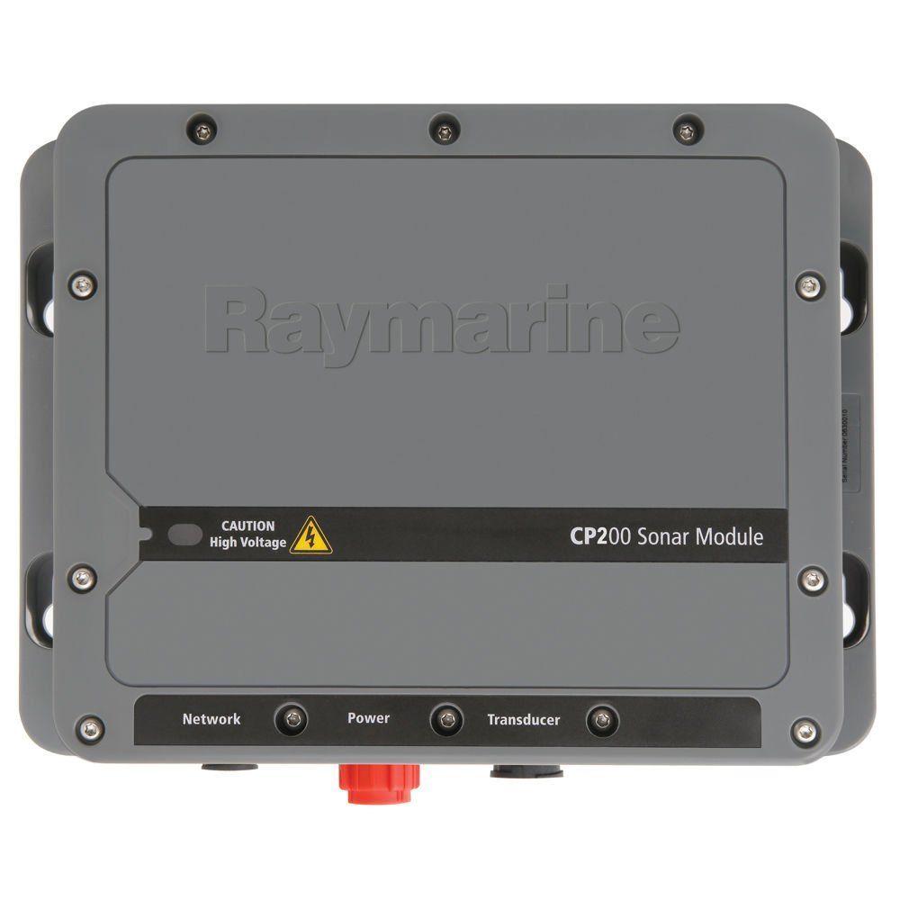 Raymarine レイマリン CP200 CHIRP/ SideVision sonar module チャープソナーモジュール サイドビジョン 送料無料