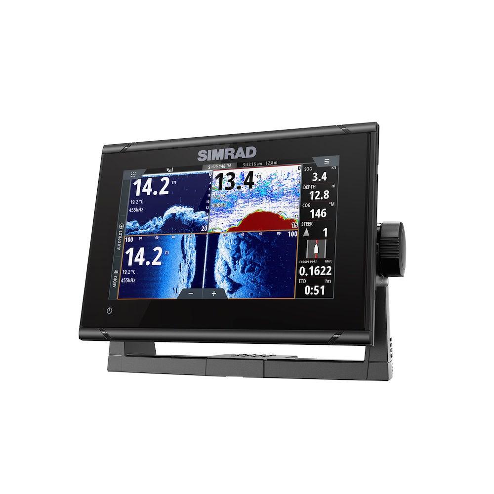 【納期注意!】SIMRAD シムラッド 魚群探知機 GO7 XSR with HDI transducer 振動子付き 送料無料メーカー取寄せ。納期約1か月程度