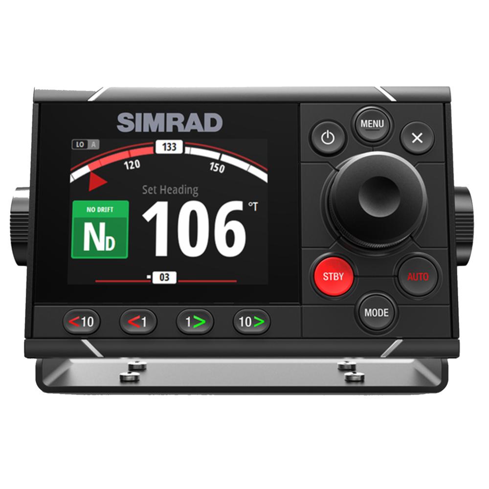 【エントリーで全品ポイント10倍!】【納期注意!】SIMRAD シムラッド オートパイロット AP48 Autopilot Controller 送料無料メーカー取寄せ。納期約1か月程度