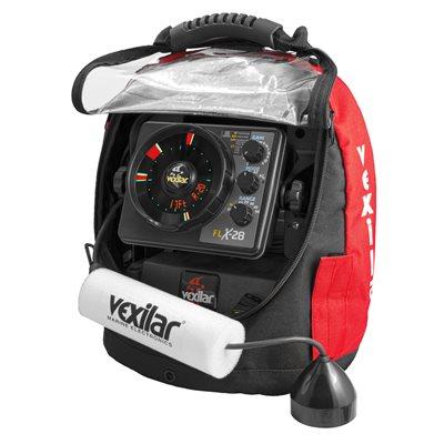 【エントリーで全品ポイント10倍!】【納期注意!】VEXILAR 魚群探知機 FLX-28 Ultra Pack w / Pro View Ice Ducer 送料無料メーカー取寄せ。納期約1か月程度