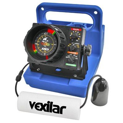 【納期注意!】VEXILAR 魚群探知機 FL-18 Genz Pack w / 12 degree Ice Ducer 送料無料メーカー取寄せ。納期約1か月程度