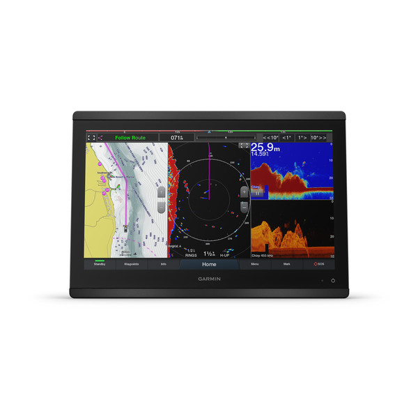 【エントリーで全品ポイント10倍!】【納期注意!】GARMIN ガーミン GPSMAP 8416 ジーピーエスマップ 英語モデル 送料無料メーカー取寄せ。納期約1か月程度