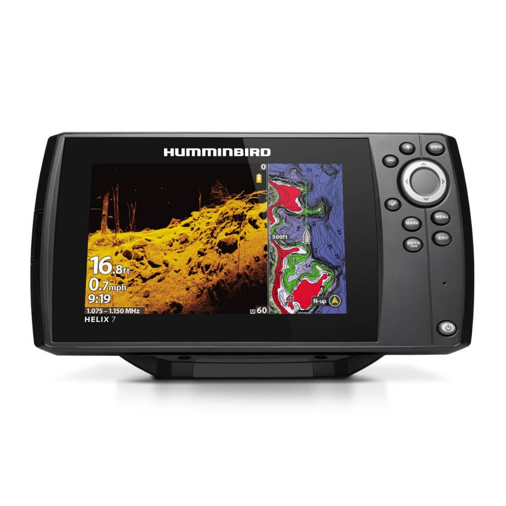 【納期注意!】HUMMINBIRD ハミンバード ヘリックス HELIX 7 CHIRP チャープ GPS G3 送料無料メーカー取寄せ。納期約1か月程度