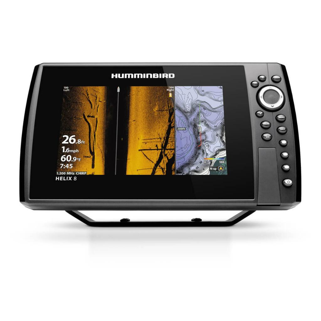 【エントリーで全品ポイント10倍!】【納期注意!】HUMMINBIRD ハミンバード ヘリックス HELIX 8 CHIRP チャープ MEGA SI+ GPS G3N 送料無料メーカー取寄せ。納期約1か月程度