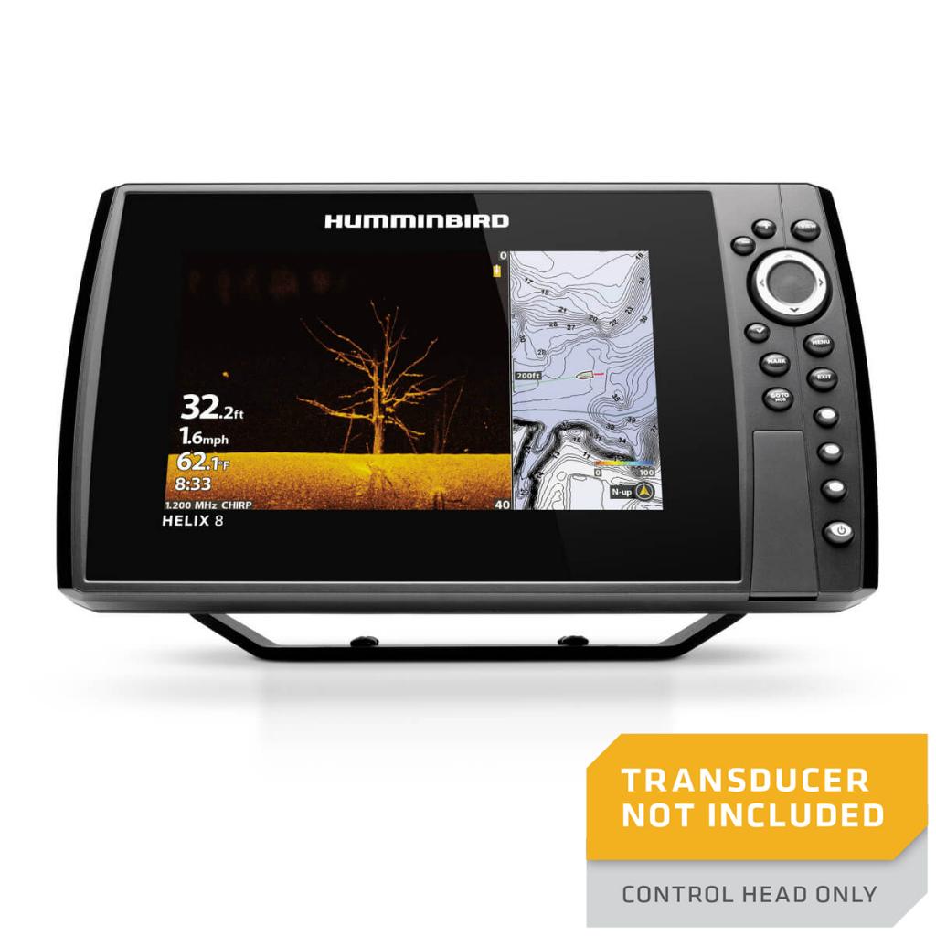【エントリーで全品ポイント10倍!】【納期注意!】HUMMINBIRD ハミンバード ヘリックス HELIX 8 CHIRP チャープ MEGA DI GPS G3N CHO 送料無料メーカー取寄せ。納期約1か月程度