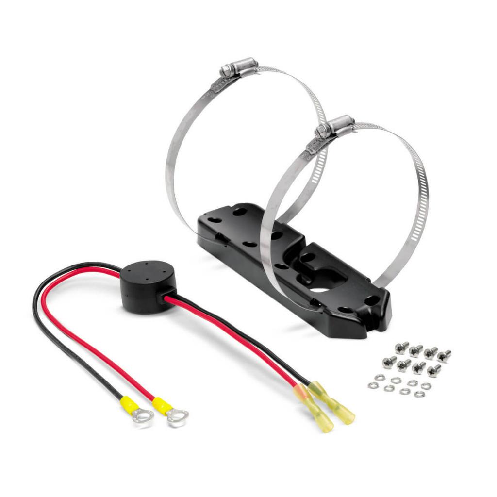 HUMMINBIRD ハミンバード 振動子 AD MTM HW MSI - MEGA SI+ Trolling Motor Adapter Bracket 送料無料, ツールデポ 154481f0
