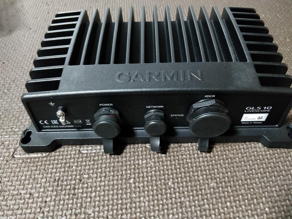 GARMIN ガーミン Panoptix LiveScope System システムトランサム,エレキマウント