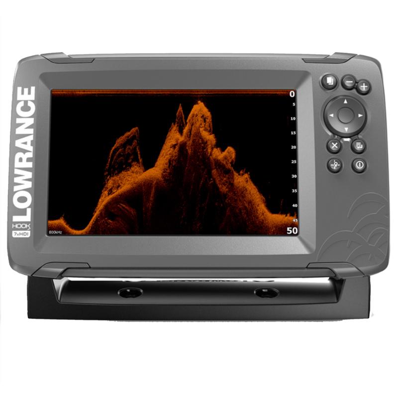 【エントリーで全品ポイント10倍!】【納期注意!】LOWRANCE ローランス HOOK2 7x with TripleShot Transducer and GPS Plotter 振動子有 GPS有 送料無料メーカー取寄せ。納期約1か月程度