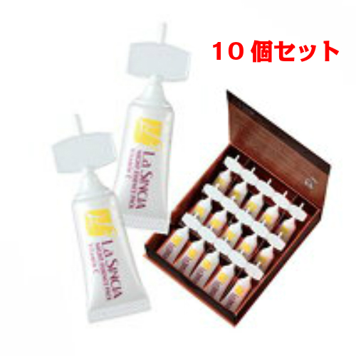 ラシンシア ラシンシア ビタミンC ナイトエッセンスパック ビタミンC 1ml×15本 1ml×15本 10個セット, クニミマチ:4d3d94bf --- officewill.xsrv.jp