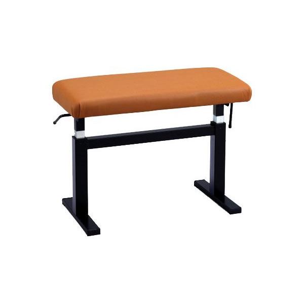 【送料無料】 ピアノ椅子 イドラウ社製 スペイン 茶 BM-45H-CK