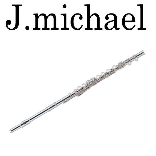 【送料無料】 Jマイケル フルート銀メッキ Eメカニズム付 FL-380SE