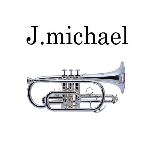 【送料無料】 Jマイケル コルネット シルバー CT-470S