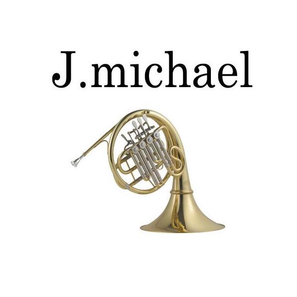 <予約商品>【送料無料】 Jマイケル フレンチホルン B♭シングル FH-700