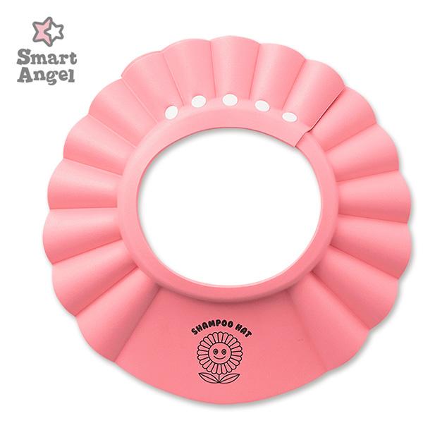 店頭受取可 人気激安 新入荷 流行 SmartAngel シャンプーハット ピンク