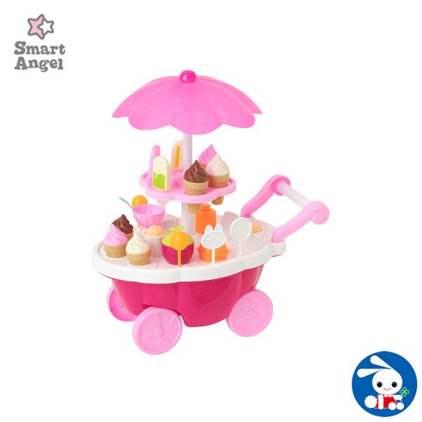 ☆最安値に挑戦 店頭受取可 SmartAngel 新色追加 わくわくアイスクリームワゴン
