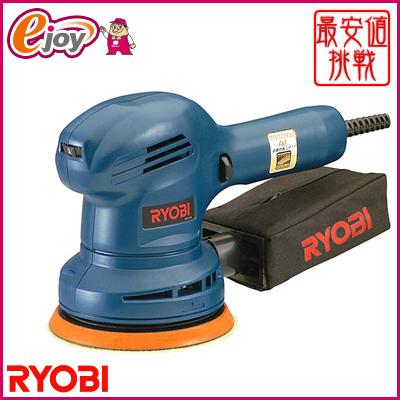 リョービ(RYOBI) サンダポリシャ RSE-1250 226×123×151mm 637000A (サンダ サンダー 電動サンダー 研磨 磨く 電動工具) DIY