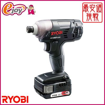 リョービ(RYOBI) 充電式 インパクトドライバー 14.4V BID1415 657700A (充電 インパクト ドライバ インパクトドライバ 電動工具) DIY