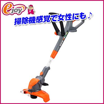 工進 充電式ライントリマー 18V SLT-1820 (芝刈機 芝刈り機 草刈機 草刈り機 家庭用 業務用 ガーデニング DIY)