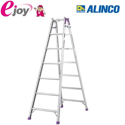 アルインコ(ALINCO) アルミ製はしご兼用脚立 210cm MR210W メーカー直送品(1) 4969182238846