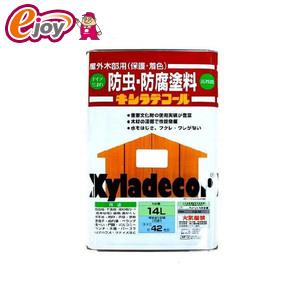 【送料無料】 キシラデコール 14L 【JEChem 日本エンバイロケミカルズ】【SS】 DIY